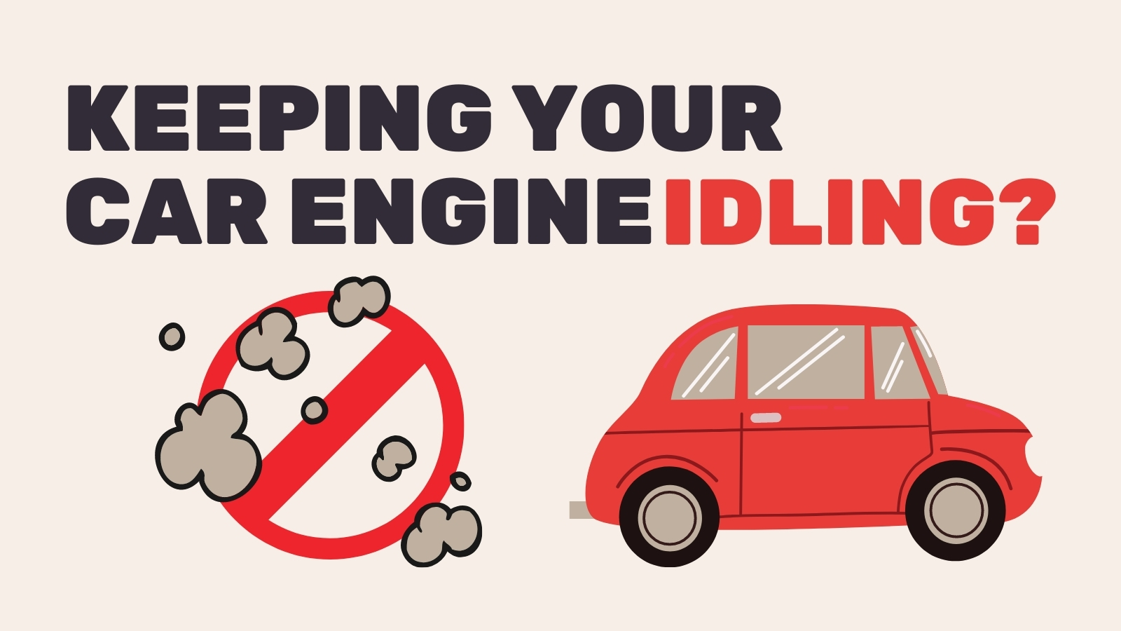 idle car engine in singapore