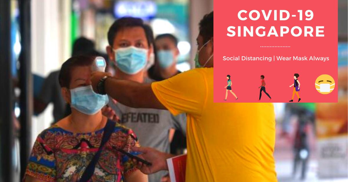 Covid19 Singapore Mandatory Wear Mask